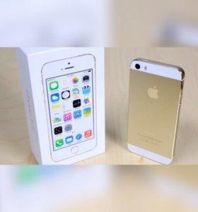 Продам iPhone 5s , 32 Гб, состояние идеальное