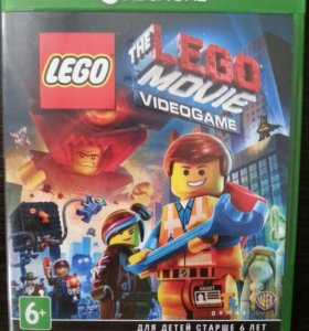 Lego Movie Xbox One