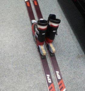 Горные лыжи Elan RC04