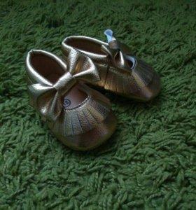Туфли-пинетки 11,5см