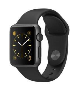 Apple Watch Series 2 42mm Черные