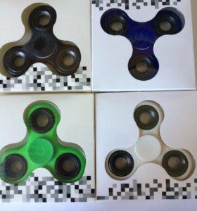 Классические спиннеры (hand spinner), пластик