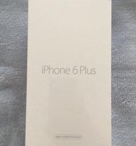 Айфон 6+ золотой