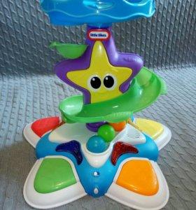 Little Tikes морская звезда (звук., свет. эффекты)