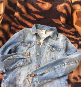 Джинсовая курточка (новая)