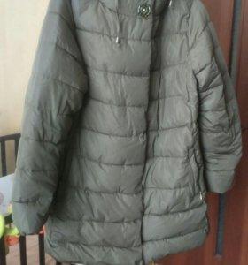 Куртка теплая новая