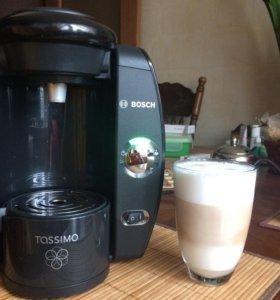Кофемашина капсульная Bosch Tassimo