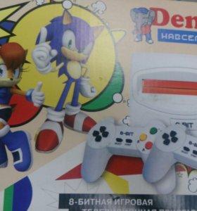 Dendy sonic 80 игр