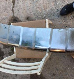 A1648851422 накладка бампера