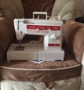 Продаётся электрическая швейная машинка