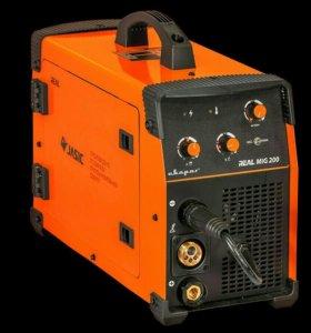 Полуавтомат REAL MIG 200 (N24002)