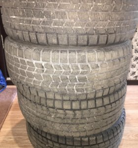 Резина 205/55 R16  Dunlop DS-3