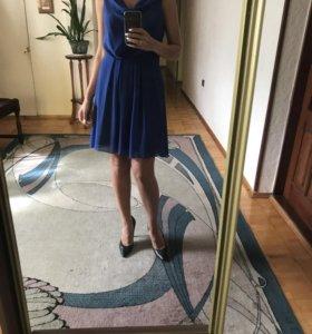 Платье новое Love шифоновое, 42-44 S
