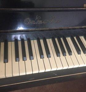 Пианино Октава