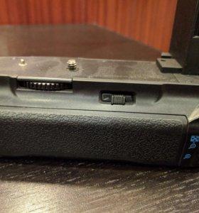 Canon BG-E6, батарейная ручка для 5D Mk2
