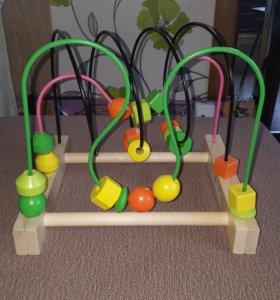 Развивающая игрушка икеа