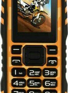 Водонепроницаемый телефон VERTEX K202