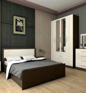 Гарнитур в спальню Новый 01107