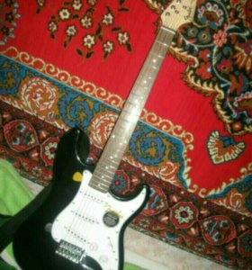 Гитара fender stratocaster BY clapton