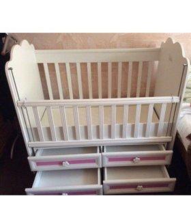 Детская кроватка Belis