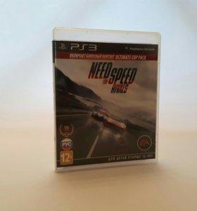Игры для Sony PS3 NFS Rivals