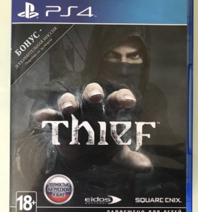Игра PS4 Thief