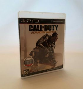 Игры для Sony PS3 COD Advanced Warfare