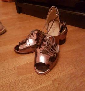 Туфли-босоножки, копия Люкс