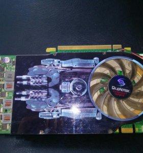 Видеокарта Leadtek WinFast PX9600 GT(GeForce 9600)