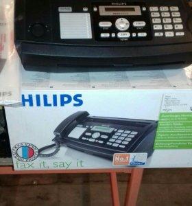 Факс philips новый