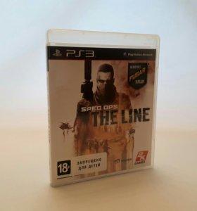Игры для Sony PS3 The Line