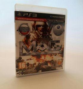 Игры для Sony PS3 Mag