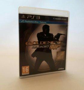 Игры для Sony PS3 Агент 007