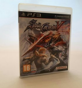 Игры для Sony PS3 Soul Calibur 5