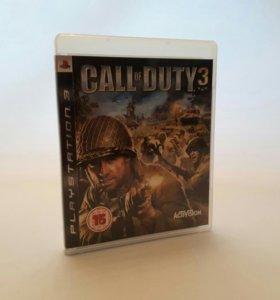 Игры для Sony PS3 COD 2 мировая