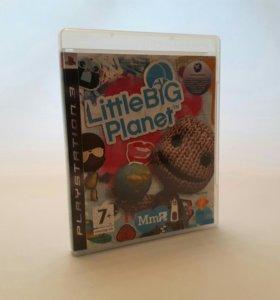 Игры для Sony PS3 Little Big Planet2