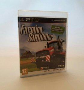Игры для Sony PS3 Симулятор Фермы