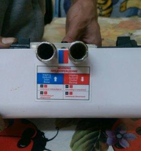 электрический водонагреватель проточный
