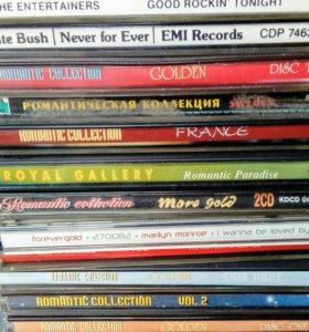 CD диски MP3