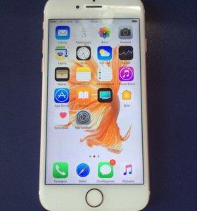 iPhone 6s 16 Gb розовое золото