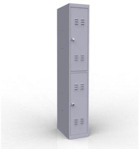 Шкаф (локер) металлический