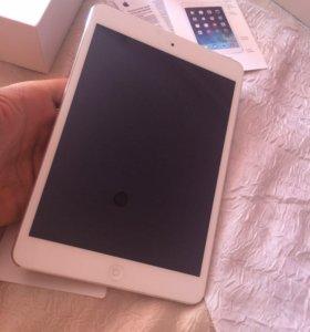 НОВЫЙ белый iPad mini 2 retina!!! 32GB (с симкой)