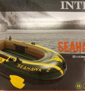 Лодка резиновая. Новая