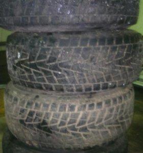 Колеса на 275 /70 R16 пятидырое джип 5/150