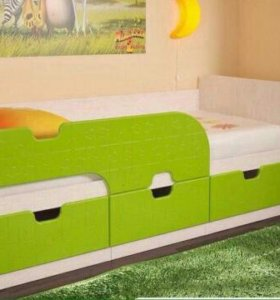 Десткая кровать