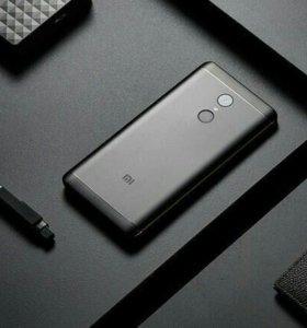 Xiaomi Redmi 4x 3+32Gb Гарантия! (Чехол+стекло)