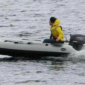 Лодка пвх Badger utility line 360