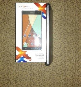 Смартфон Texet TM-6003