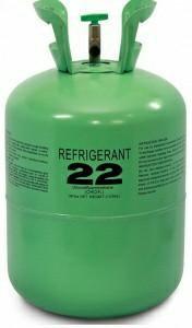 R22 фреон (хладон) 13,6кг
