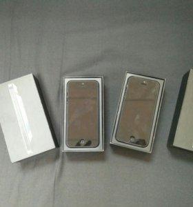 Iphone 5 black 16gb Rfb